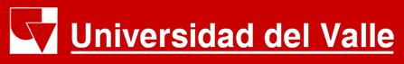 Universidad del Valle Programa Editorial